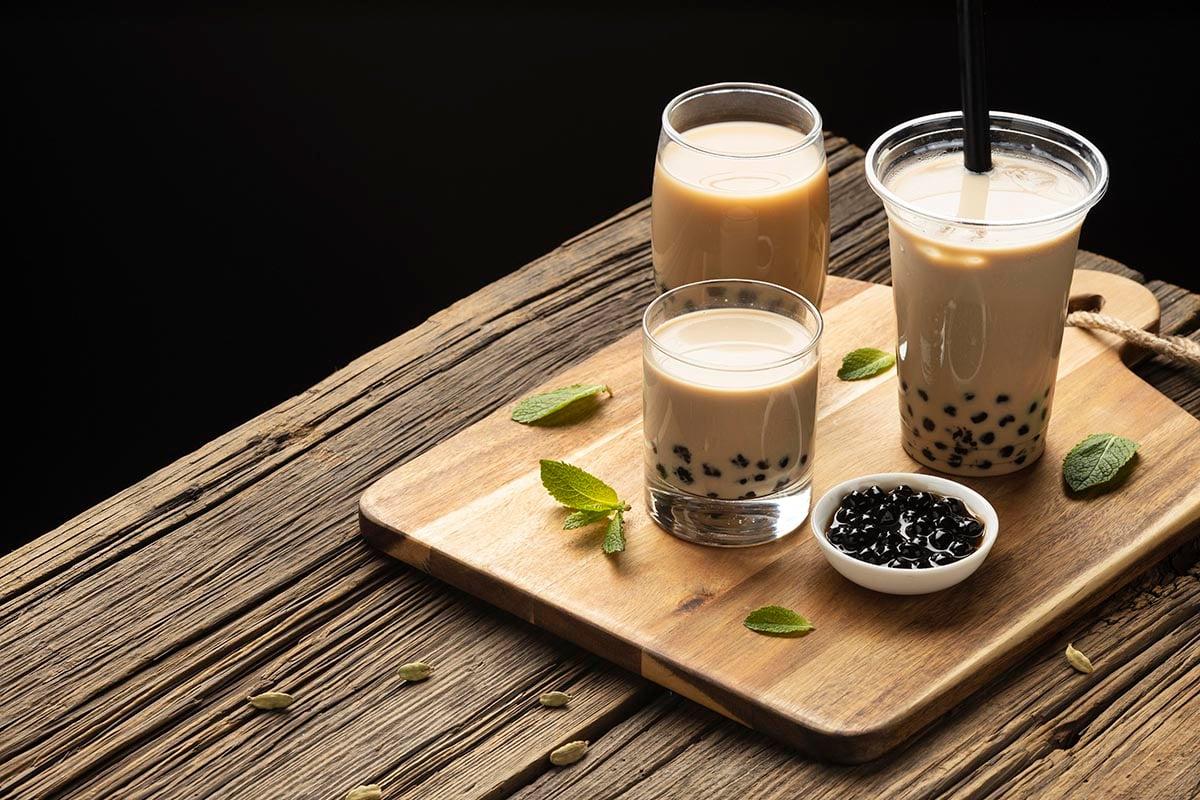 Bisnis Franchise di bawah 5 juta - Thai Tea