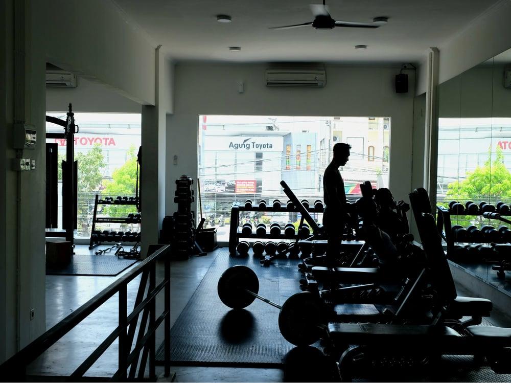 the bar bali gym dan fitness