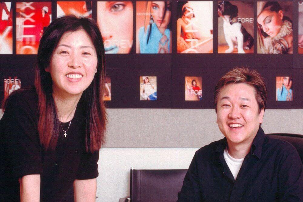 Do Won Chang dan Jin Sook businessinsider
