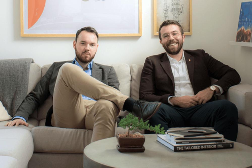 Francis Davidson dan Lucas Pellan jocksupport dot com
