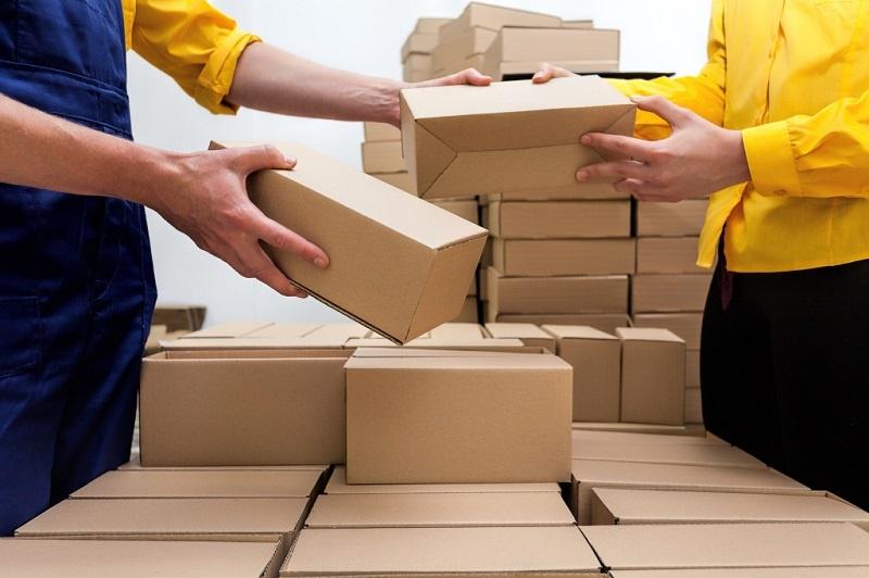 Antar barang - menjadi dropshipper - peluang bisnis modal kecil untuk mahasiswa