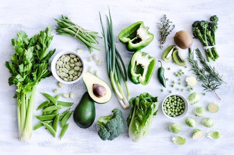 Sayuran hijau - makanan yang harus dikonsumsi saat puasa