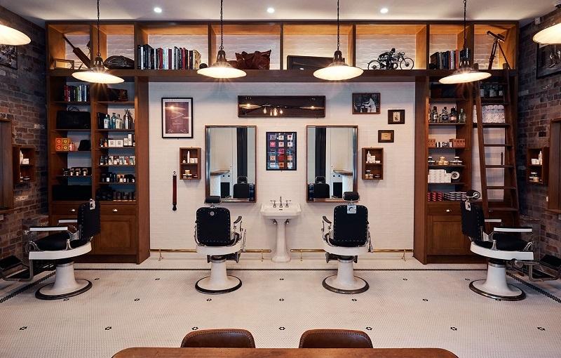bisnis franchise barbershop