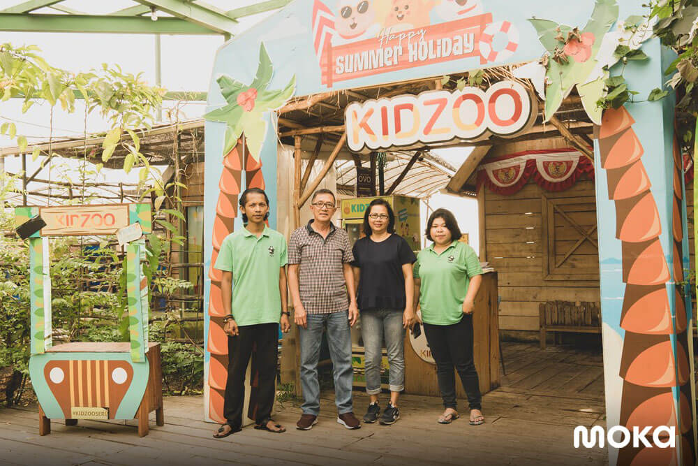 KidZoo PVJ, Kebun Binatang Bandung Kegemaran Anak-anak (4)