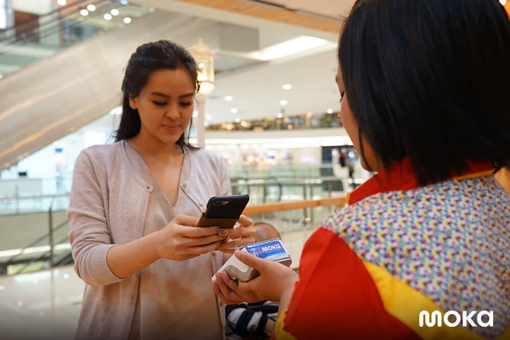KiddyCuts, salon potong rambut anak-anak menerapkan mobile payment (3)