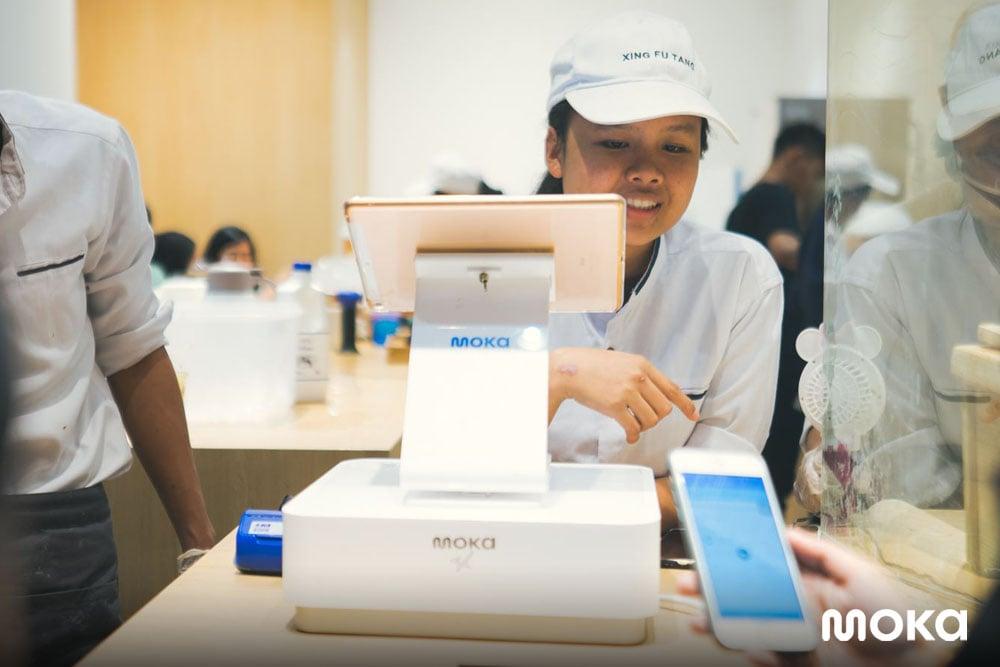 Kisah Sukses Vancelia Wiradjaja Franchise Xing Fu Tang Indonesia - aplikasi kasir Moka - point of sale
