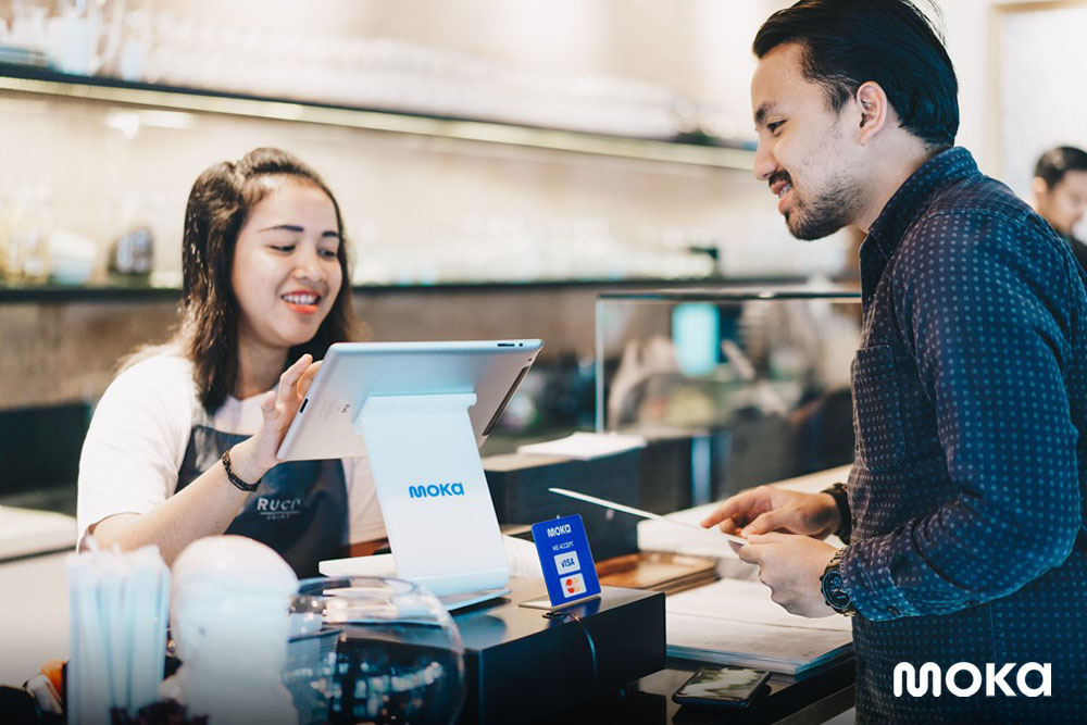 Moka, aplikasi kasir andalan para pebisnis sukses Indonesia