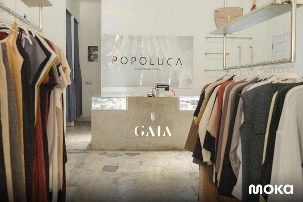 Popoluca The Label - bisnis fashion - 7 Tantangan Bisnis Fashion Pria dan Wanita dan Cara Mengatasinya