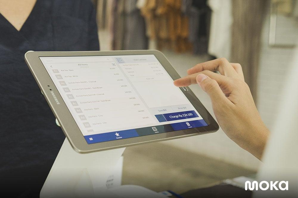 Popoluca The Label - bisnis fashion - aplikasi kasir moka pos - Definisi dan Fungsi dari Point of Sale (POS)