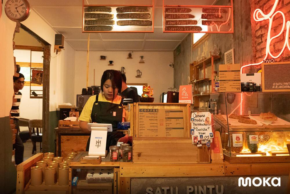 Satu Pintu Coffee Gunakan Storytelling untuk Promosi Kedai Kopi (2)