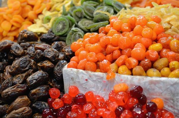 tips jaga sayur segar