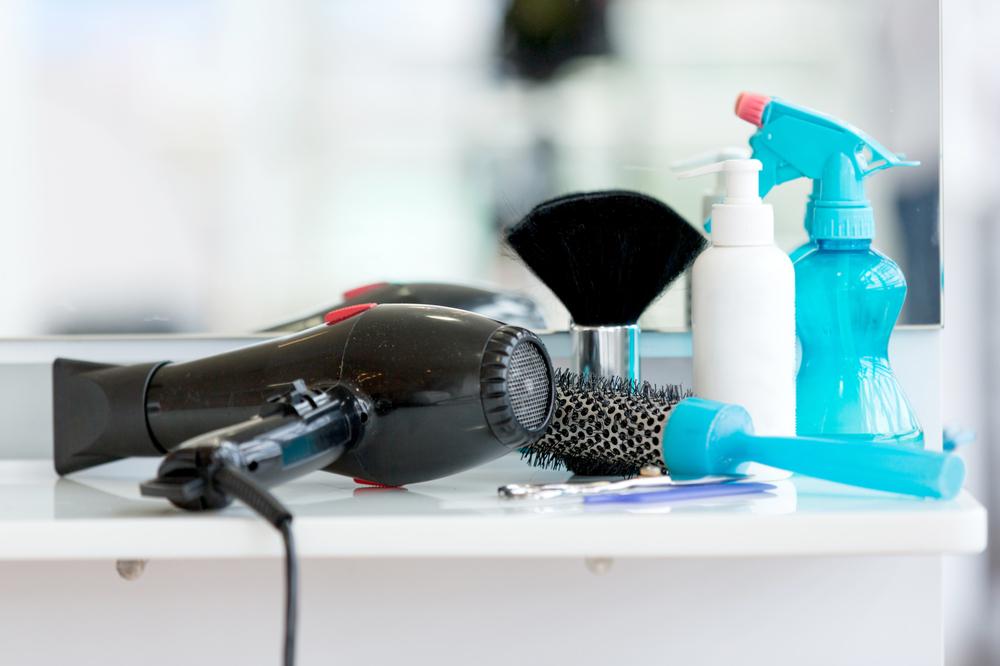 alat yang dibutuhkan untuk salon rumahan