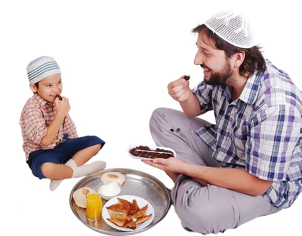 kebiasaan belanja saat ramadan