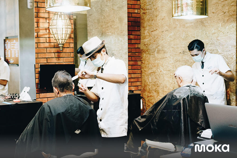 Strategi Marco's Chop Shop Tingkatkan Mutu Layanan Bisnis Barbershop (2)