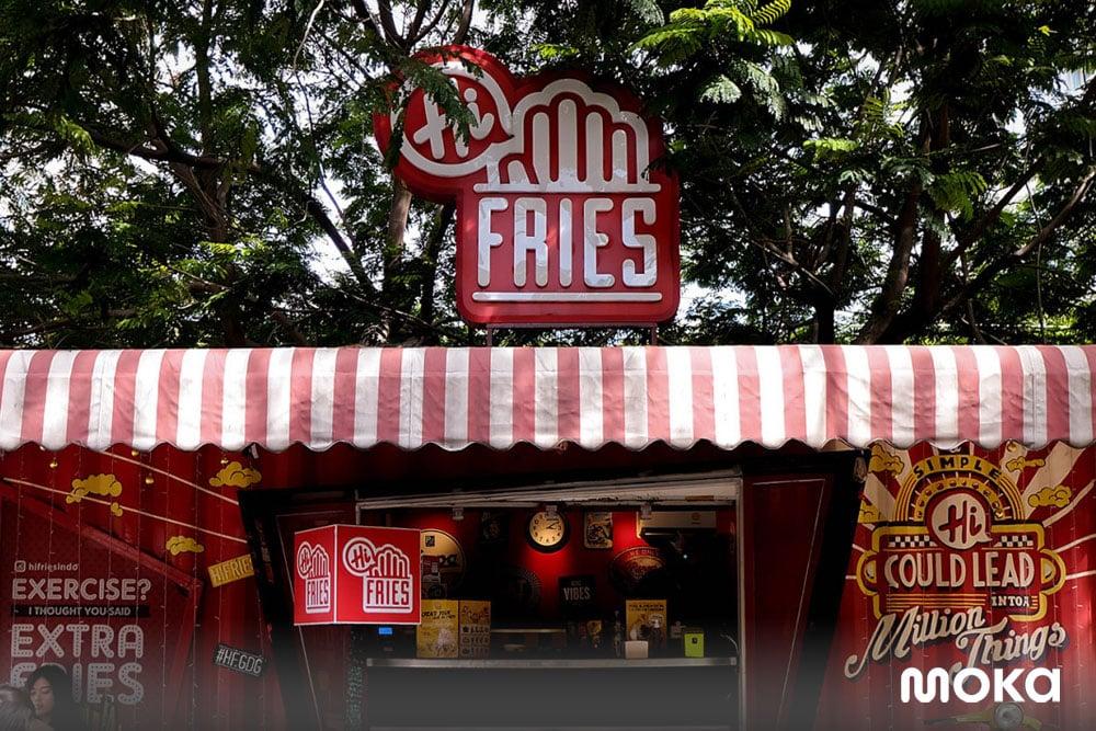 Ubah Gerai Kecil Jadi Bisnis Franchise, Ini 4 Rahasia Sukses Hi Fries (2)