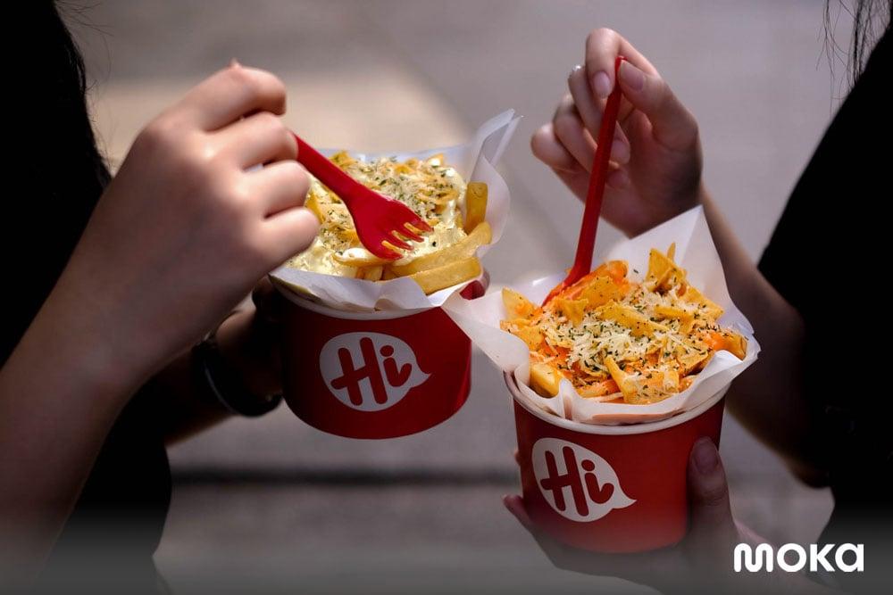 Ubah Gerai Kecil Jadi Bisnis Franchise, Ini 4 Rahasia Sukses Hi Fries (3)