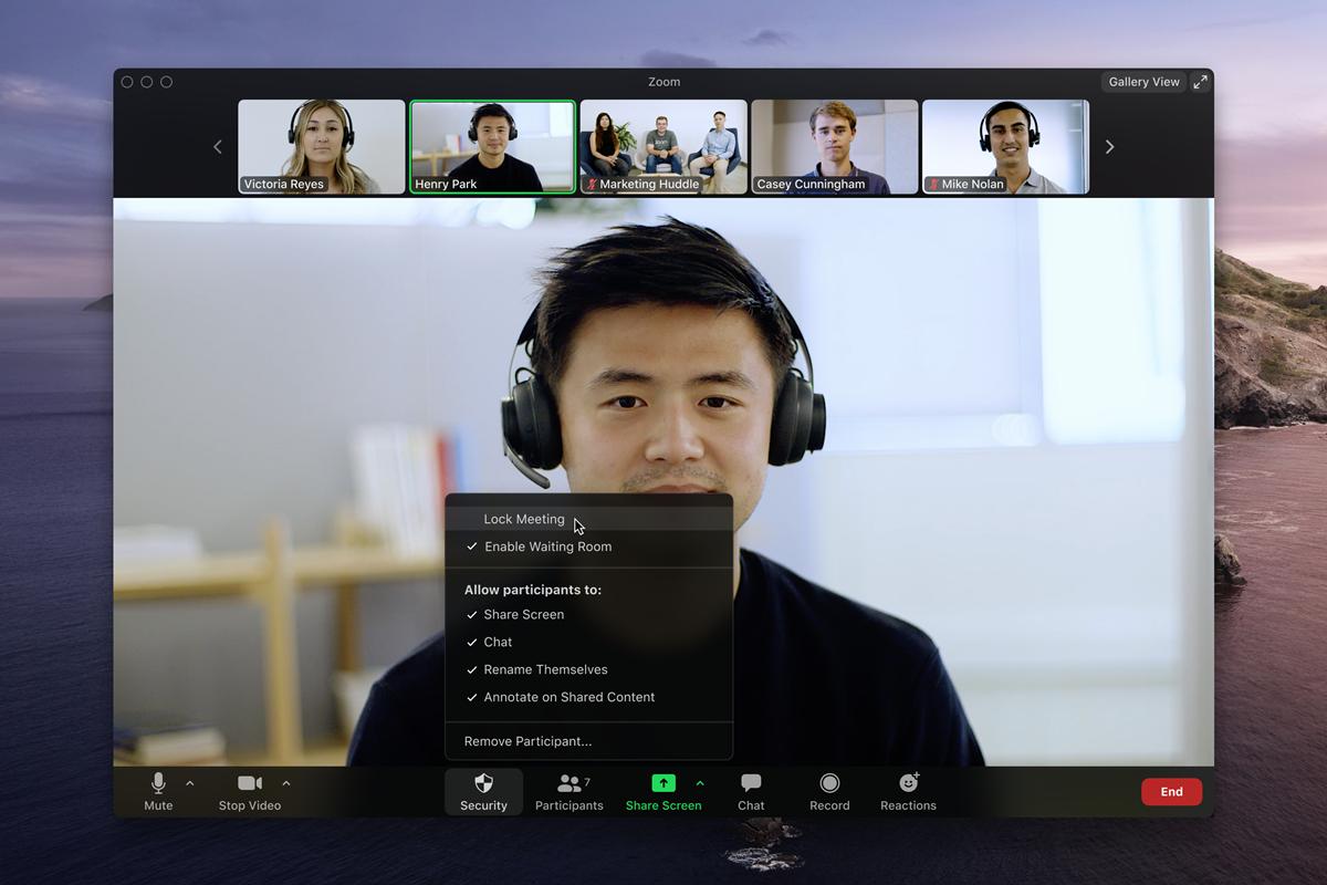 Zoom, Video Conference untuk Meeting Online-1