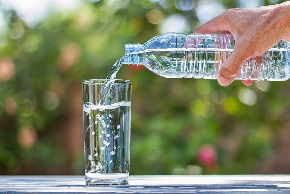air mineral - air minum
