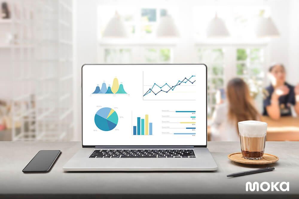 analisis laporan penjualan -  jurnal akuntansi keuangan