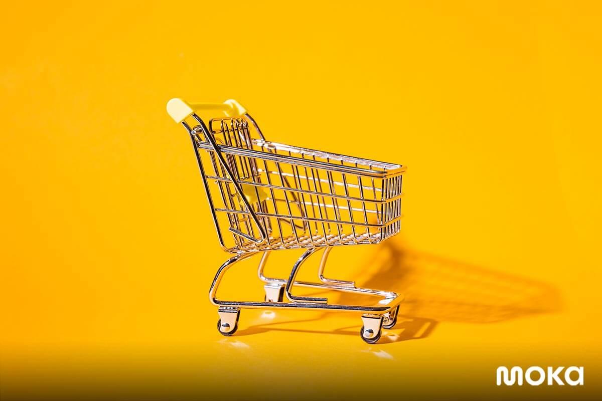 beli online - keranjang - 8 Strategi Jualan Online untuk Usaha Agar Unggul di Online Commerce