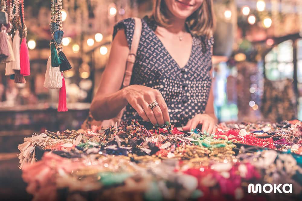 berjualan di bazar - membuka booth di bazar - Dekorasi Stand Bazar Kreatif dan Menarik