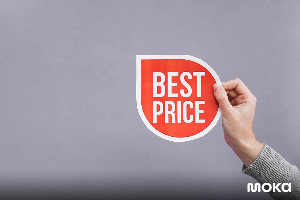 berst price - harga jual beli