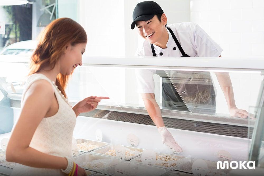 bisnis es krim nan lezat - membuka bisnis pakaian - manfaat aplikasi kasir - aplikasi kasir toko untuk PC