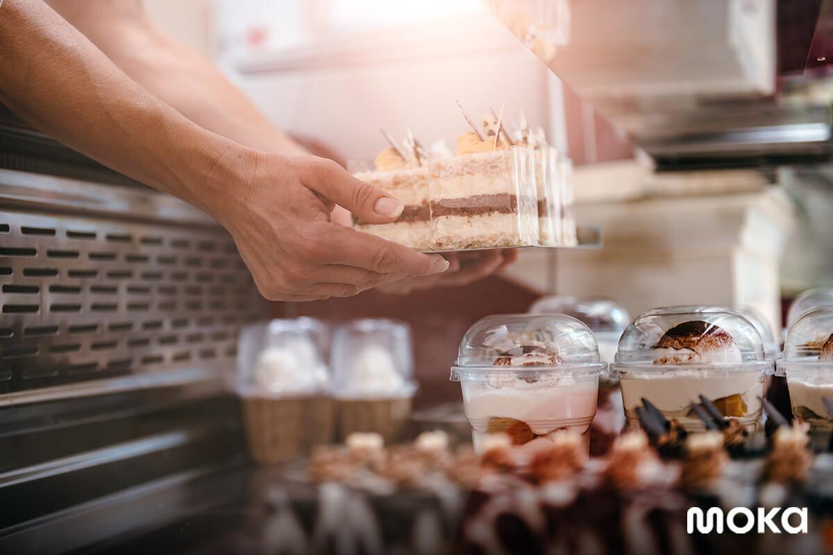 bisnis kue - dessert