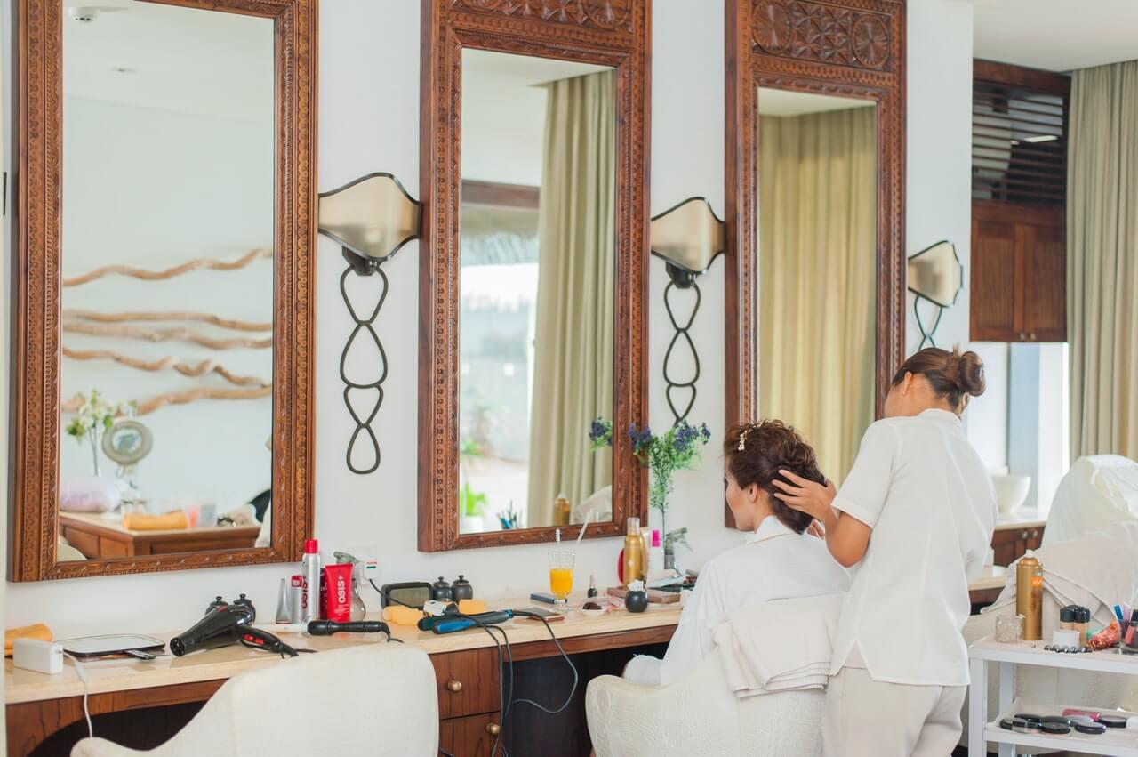 bisnis salon kecantikan 1