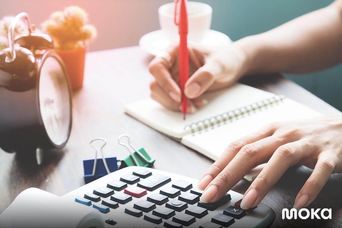 dana - modal - uang - pendanaan - arus kas bisnis