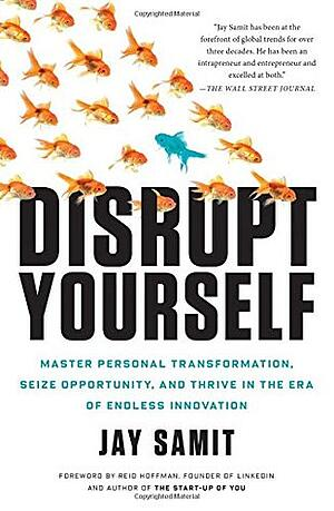 disrupt yourself - Isi Libur Lebaran dengan 5 Buku Bisnis yang Wajib Dibaca Pengusaha