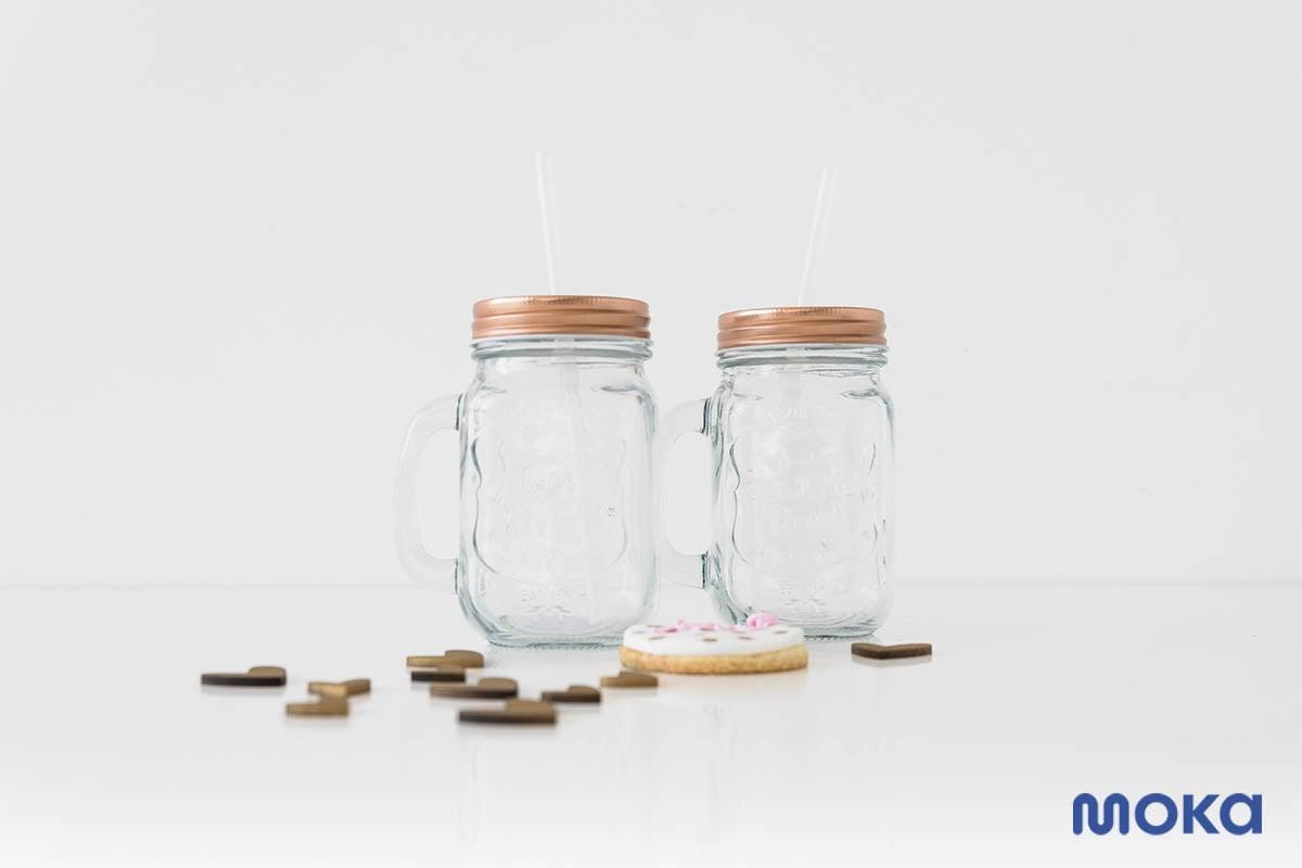 hadiah valentine - hari kasih sayang - mason jars