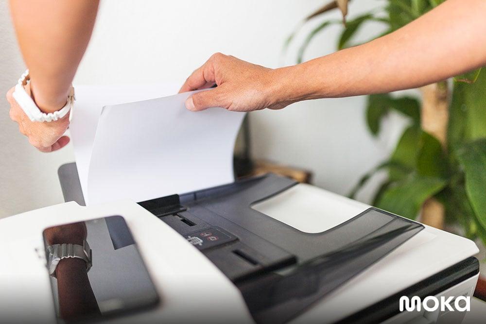 jasa printing - printer