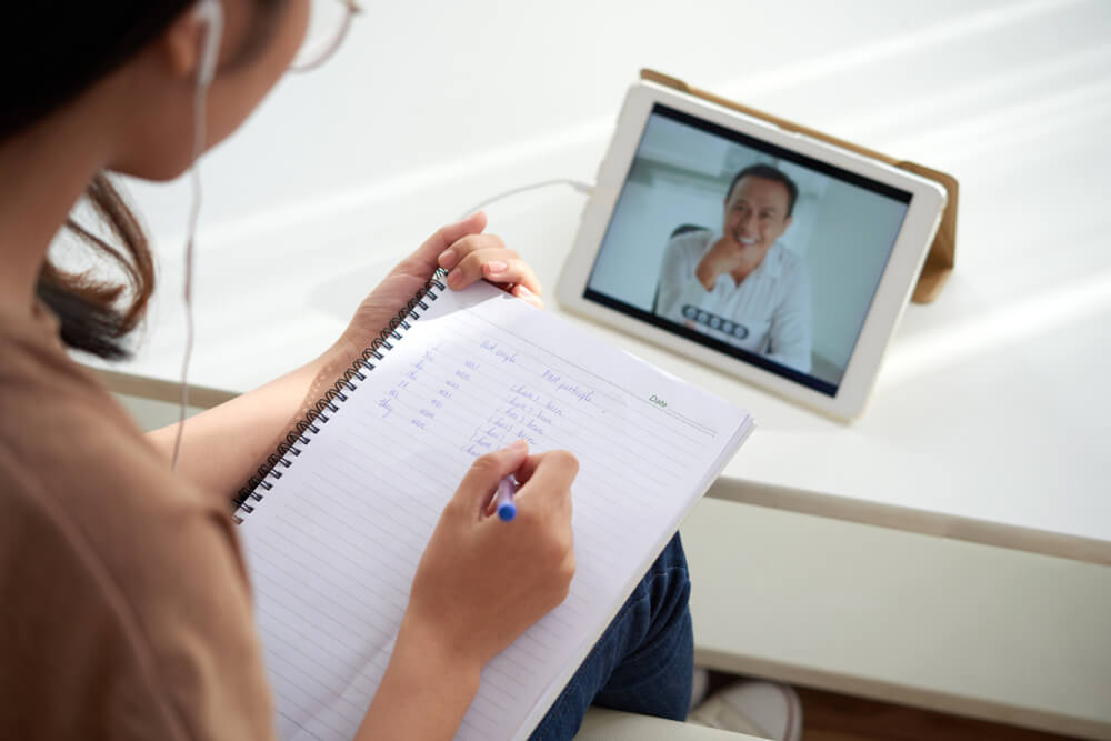 kelas dan pelatihan online - asisten virtual