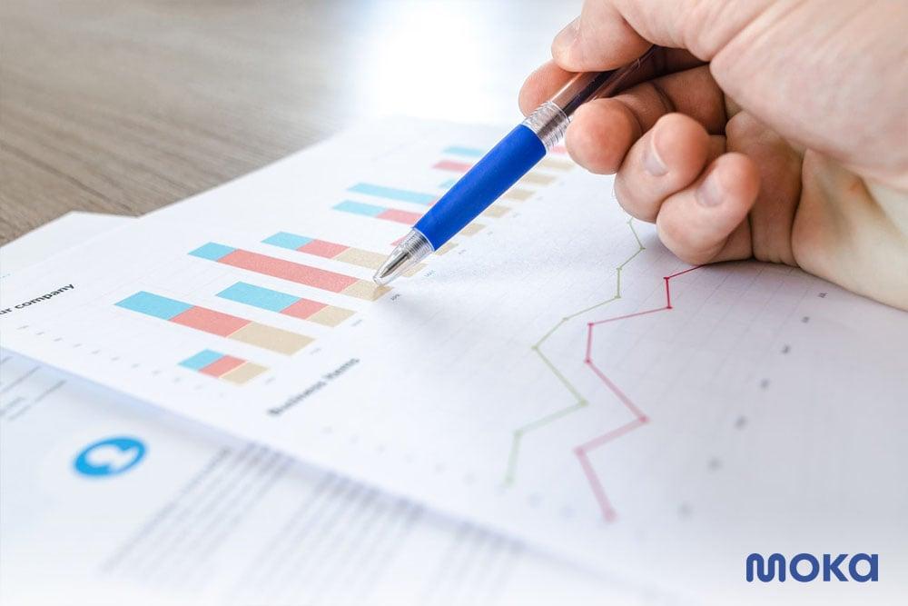 menerapkan pemanfaatan data untuk bisnis