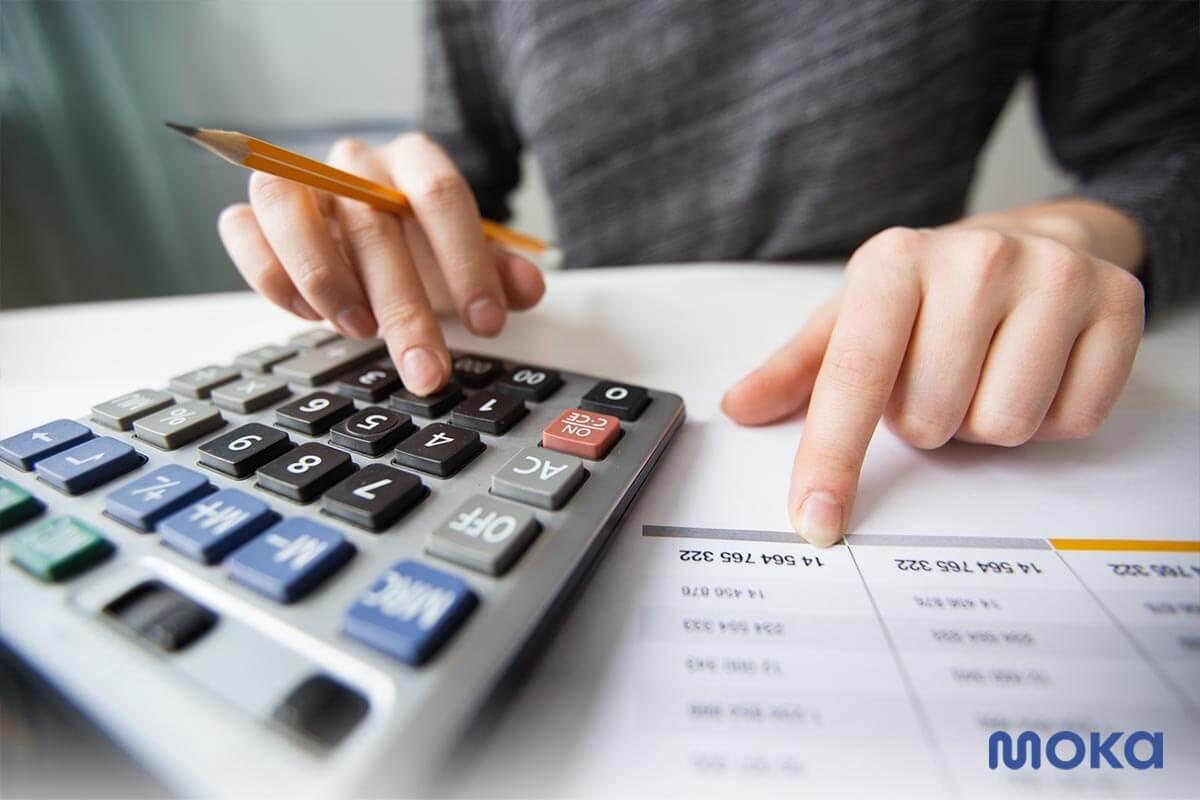 mengatur cash flow perusahaan - kalkulator