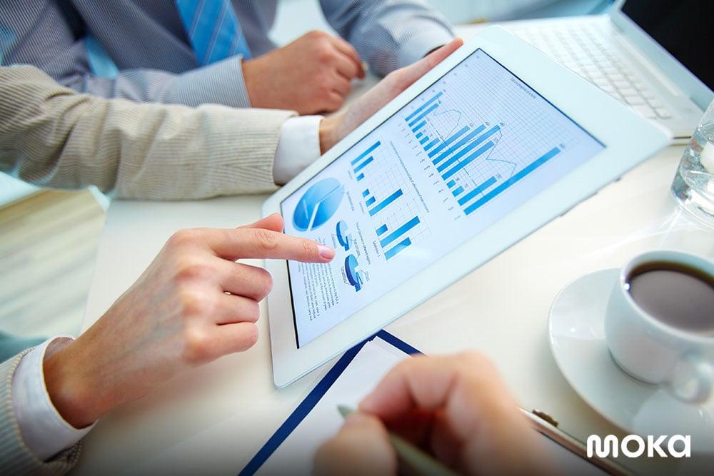 mengetahui laporan penjualan lewat aplikasi kasir - membuka bisnis pakaian - manfaat aplikasi kasir - aplikasi kasir toko untuk PC