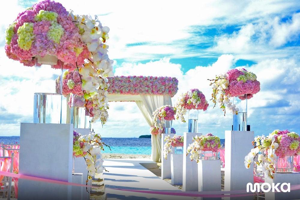 menikah - bisnis pernikahan - dekorasi - peluang usaha di bidang jasa yang paling dibutuhkan pada 2020
