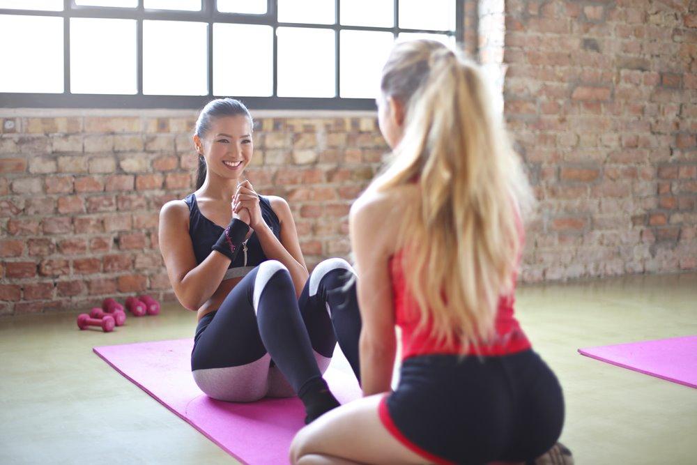 menjadi personal trainer - olahraga