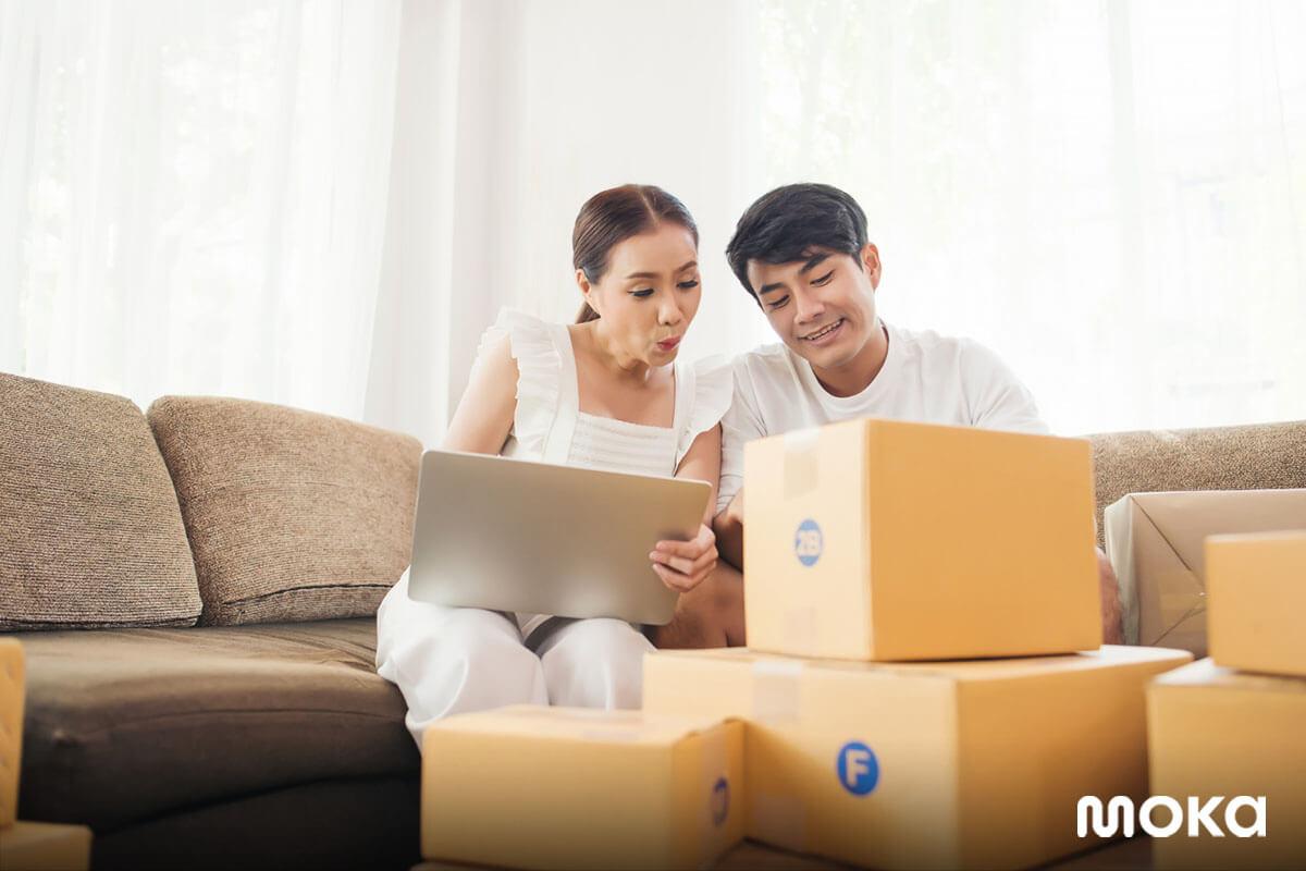 menjalankan bisnis bersama pasangan - 10 Cara Jitu Menghasilkan Uang dari Internet