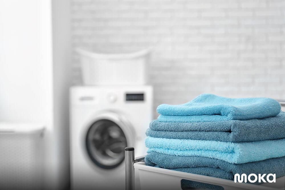 menjalankan bisnis laundry
