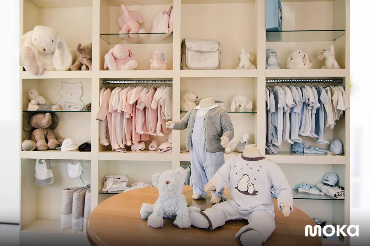 menjual pakaian bayi - jenis usaha online paling menjanjikan