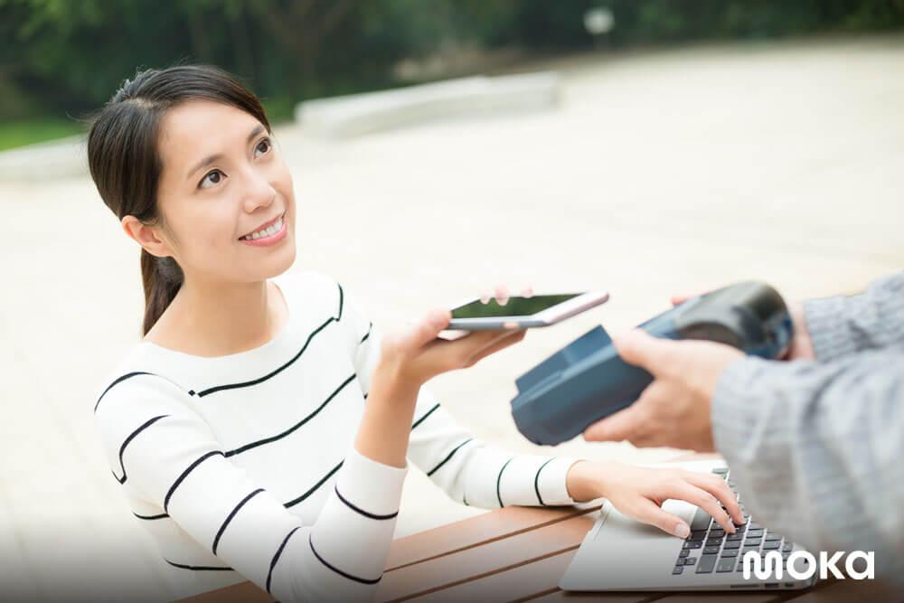 mobile payment - pembayaran digital - tren mobile payment di Indonesia
