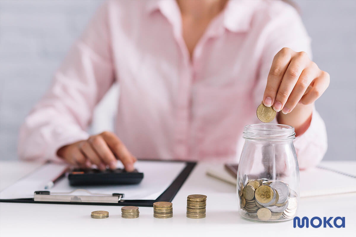 modal bisnis - tips mengembangkan umkm - dana darurat - akuntansi -  pelajaran keuangan