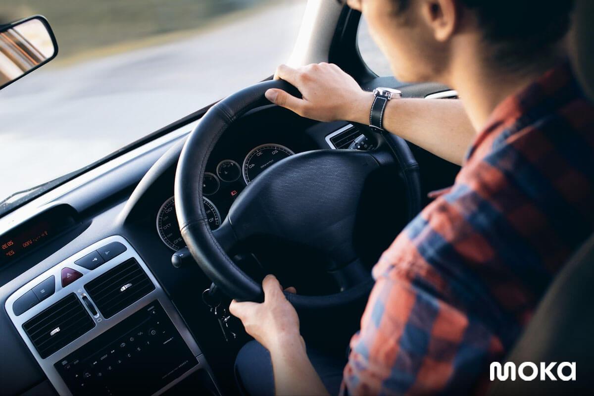 pengemudi - sopir pribadi - driver