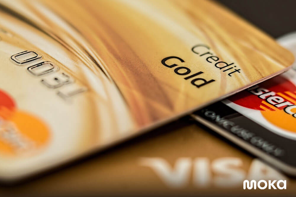 penggunaan kartu kredit - pengajuan pinjaman modal usaha ditolak