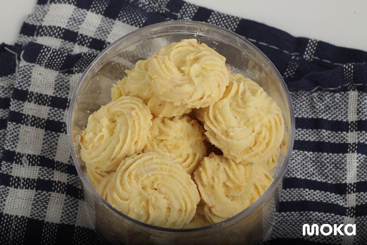 resep kue kering lebaran - kue sagu