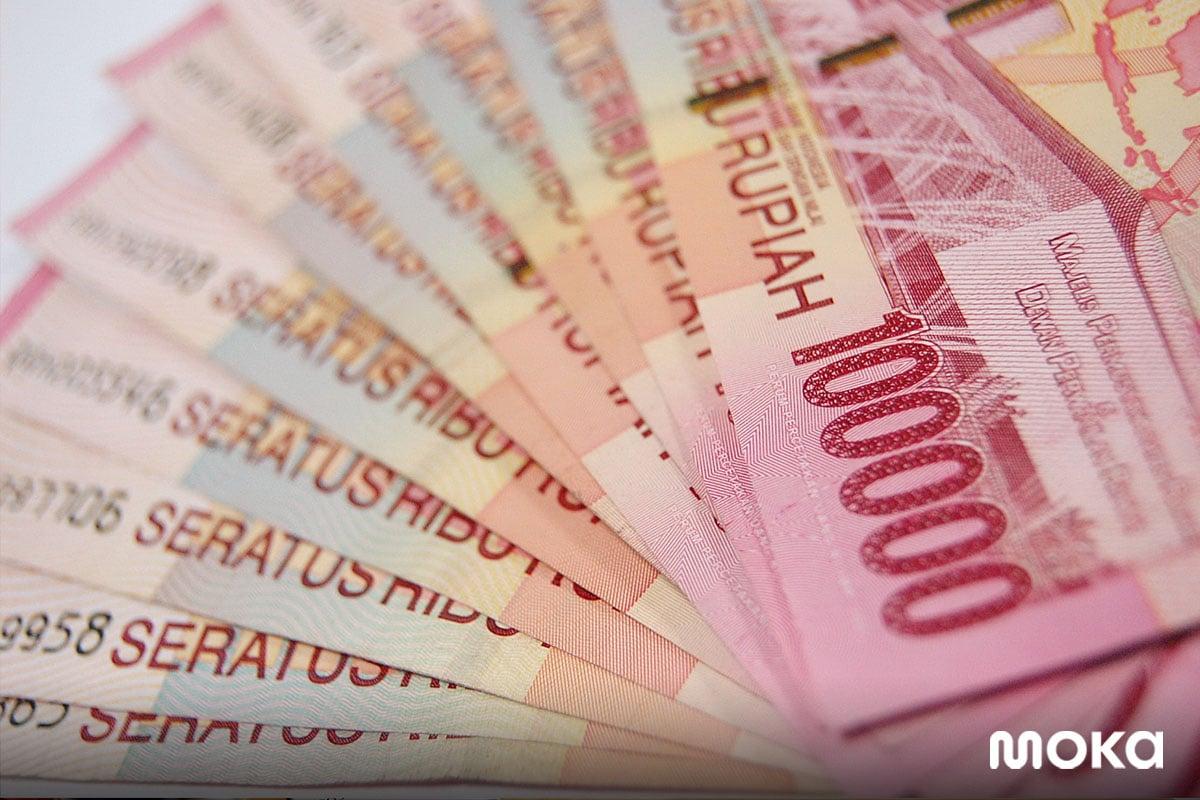rupiah - uang - modal