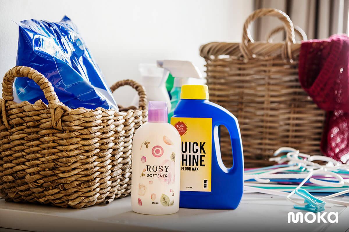 sabun cuci untuk bisnis laundry kiloan - tren bisnis setelah Lebaran