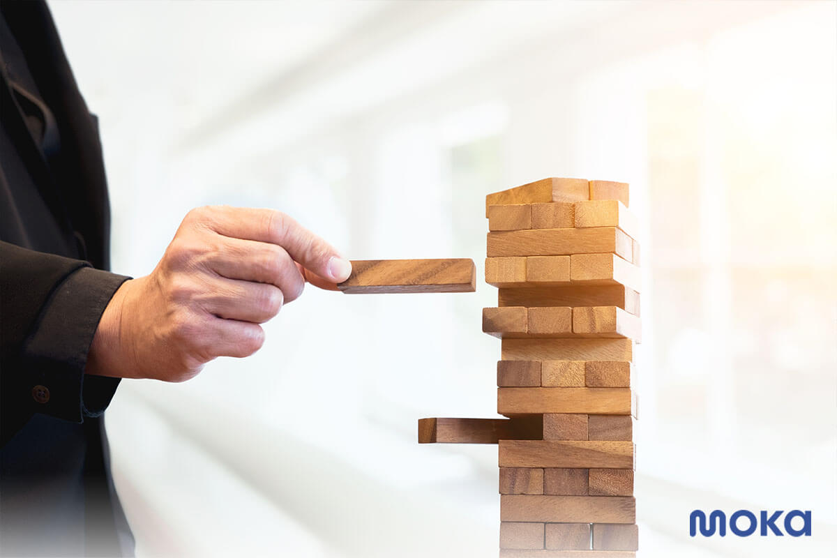 stratagi bisnis - mengambil peluang bisnis - Mengatasi Modal Minim